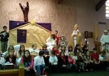 PSR Christmas Pageant