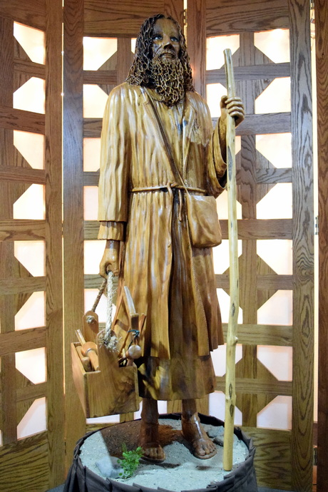 Saint Joseph Sculpture
