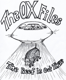 The Ox Files - The Beef Is Out There