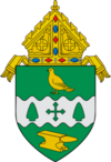 coat of arms for the Diocese of Youngstown