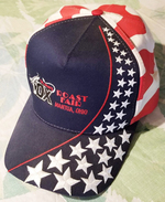 Ox Roast Fair cap (introduced in 2003)