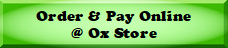 order & pay online @ Ox Store