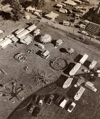 aerial view 1978