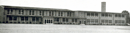 St. Joseph Church & School 1963