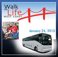 Walk for Life 2015, San Francisco, CA