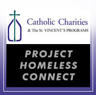 Catholic Charities - Project Homeless Connect