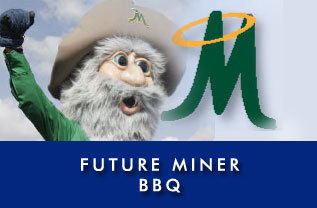 Dig into the Future Miner BBQ