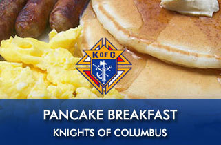 Knights of Columbus - Pancake Breakfast