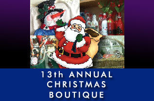 Immaculate Conception Ladies Guild - 13th Annual Christmas Boutique