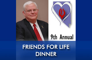 Friends for Life Dinner with Wayne Cockfield