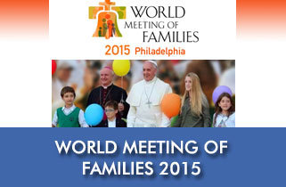 The World Meeting of Families 2015 Trip