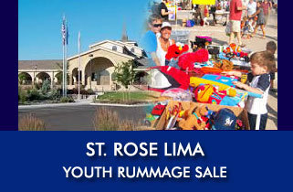 St. Rose of Lima's Youth Group's 6th Annual Youth Rummage Sale