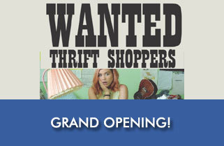 St. Vincent's Super Thrift Grand Opening