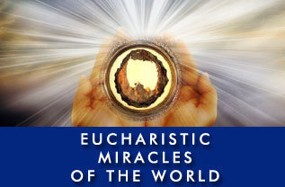 Vatican's International Exhibition Eucharistic Miracles of the World