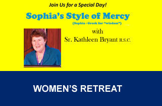 Women's Retreat with Sr. Kathleen Bryant R.S.C.