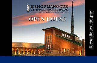 Open House at Bishop Manogue High School