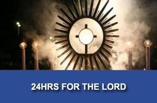 Extraordinary Jubilee Year of Mercy - 24 Hours for the Lord
