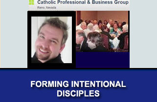 Catholic Professional & Business Group with Keith Strohm