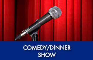 "Comedy/Dinner Show - ""Bible Bingo"" An act of Charity"