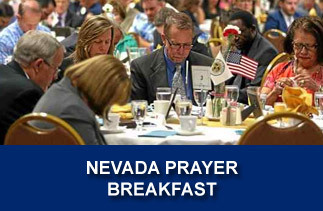"Nevada Prayer Breakfast ""United In Peace"""