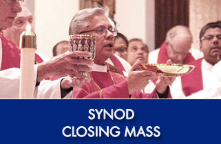 Synod Closing Mass