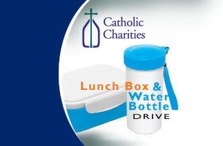 Lunch Box and Water Bottle Drive