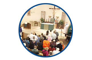 A NEW MINISTRY IS COMING TO OLS - Landings, a program for Returning Catholics