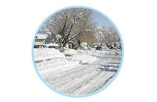 Volunteer Opportunity - Snow Removal