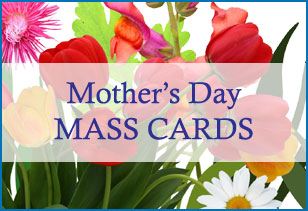 Mother's Day Mass Cards