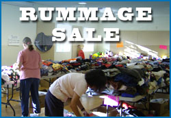 Snows Women's Auxiliary Annual Rummage Sale