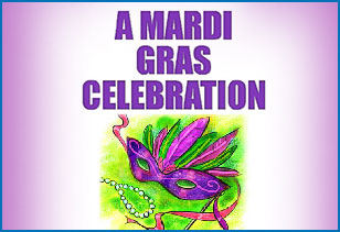 Youth Night: A Mardi Gras Celebration