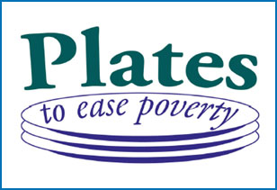 Plates to ease Poverty