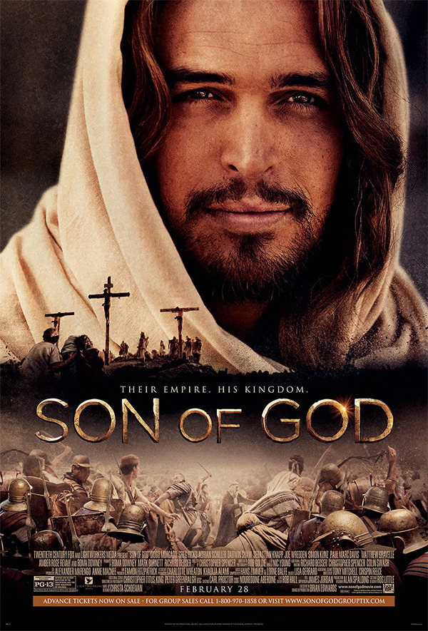 Son of God, the movie