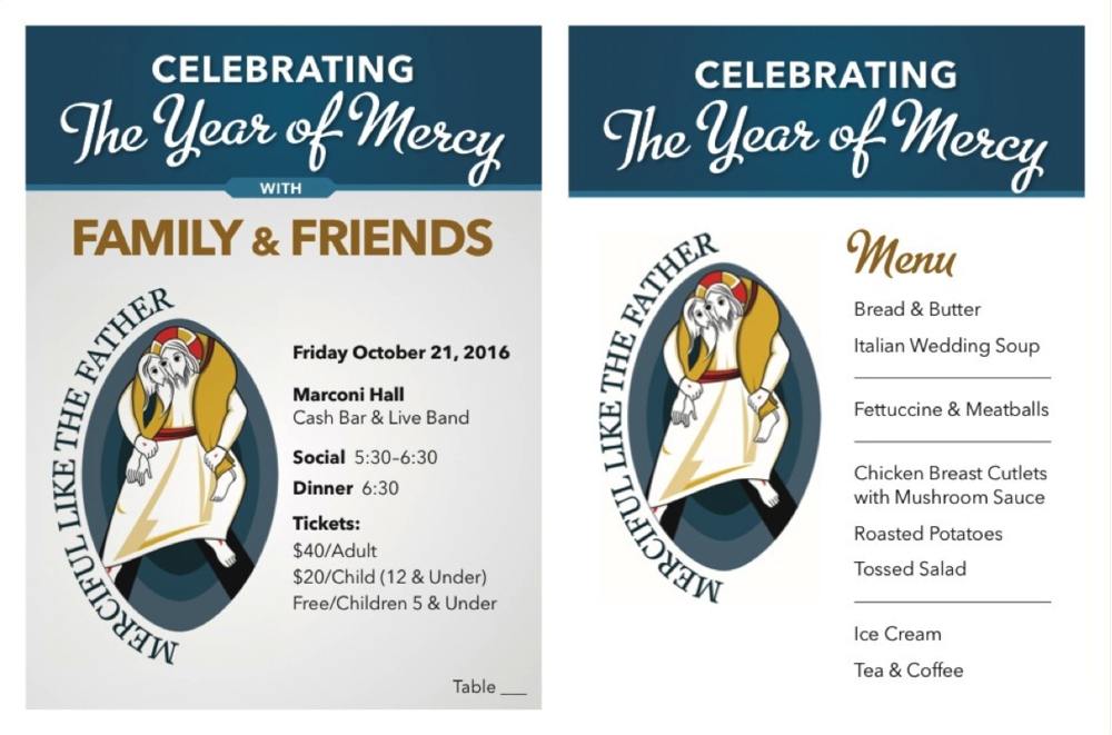Ticket for the Year of the Mercy