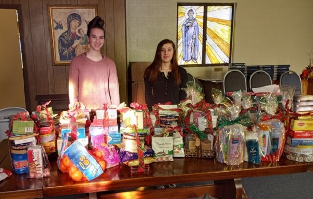 Thank you for your generous support to the annual Christmas Giving Tree!