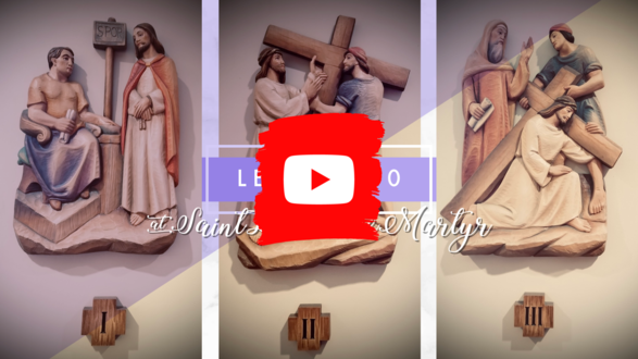 Saint Lawrence Martyr is on YouTube!