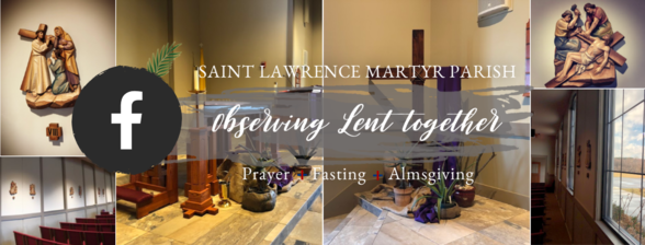 Saint Lawrence Martyr Parish is on Facebook!