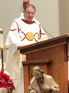 Fr. Victor Scocco, O.SS.T., our pastor