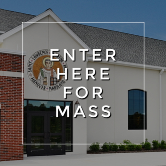 Livestream of the Mass from St. Lawrence Martyr