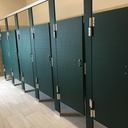 Education Wing Bathrooms are Looking Great!
