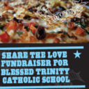 April 16 is Blessed Trinity Day at Pizza Luce Richfield