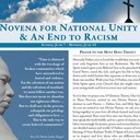 Novena for an End to Racism