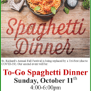 Click Here to sign up for Spaghetti Dinner!