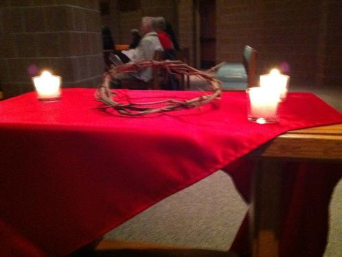 Good Friday Passion Liturgy