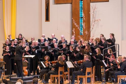 "South Metro Chorale Concert: Haydn's ""The Creation"""