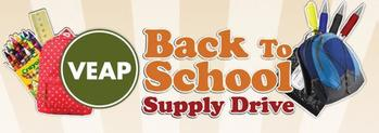 VEAP School Supply Drive