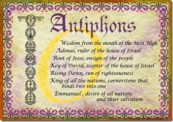 O Antiphons: Preparing the Way of the Lord in Our Hearts and Homes