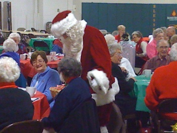 Seniors' Christmas Luncheon