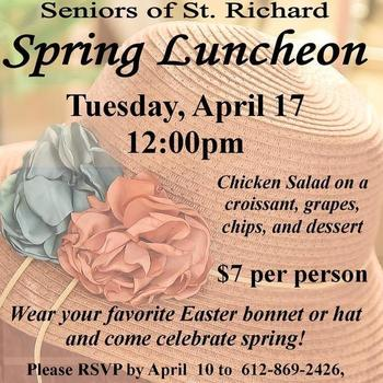 Senior Luncheon