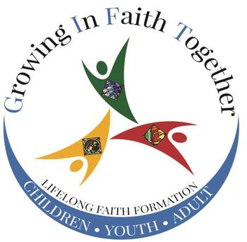 Faith Formation Sessions - Grades 1-8 - Community Room